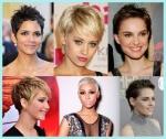 Las celebrities lucen el corte Pixie