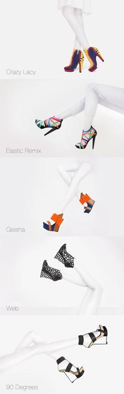 United Nude, calzado de diseño!!