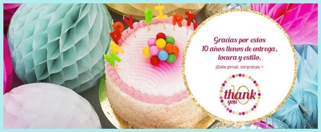 Spartoo celebra sus 10 años de ventas por internet