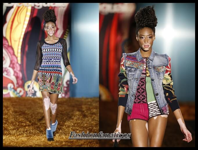 Mercedes Benz Madrid Fashion Week 2015, Desigual