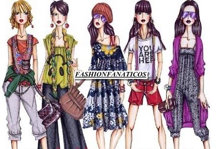 Consigue tus looks más trendys en época de crisis