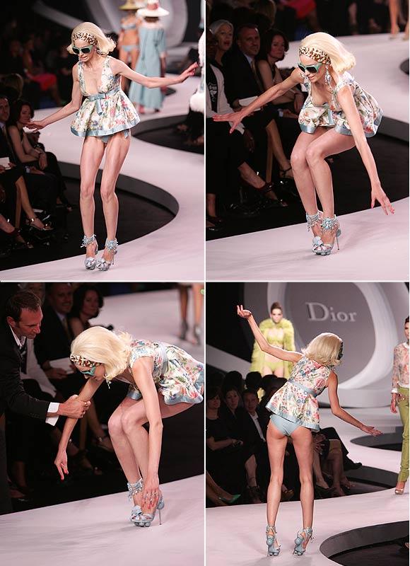 Dior, colección Crucero 2008