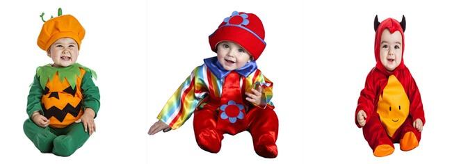 Disfraces graciosos: unas buenas ideas para bebés