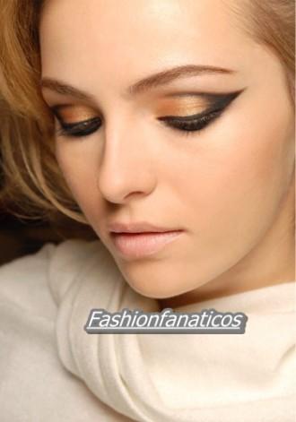 Inspiración joya en los nuevos maquillajes del 2012