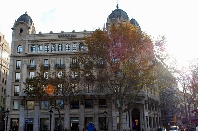 El Corte Inglés, nueva tienda multimarca en Barcelona