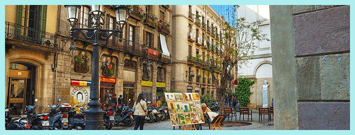 barrio del borne