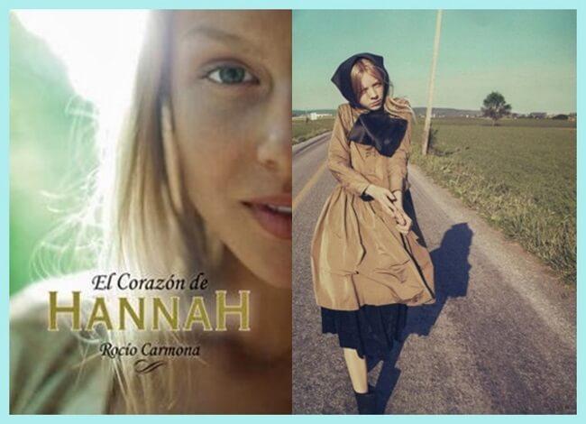 El corazón de Hannah, la novela más romántica del momento