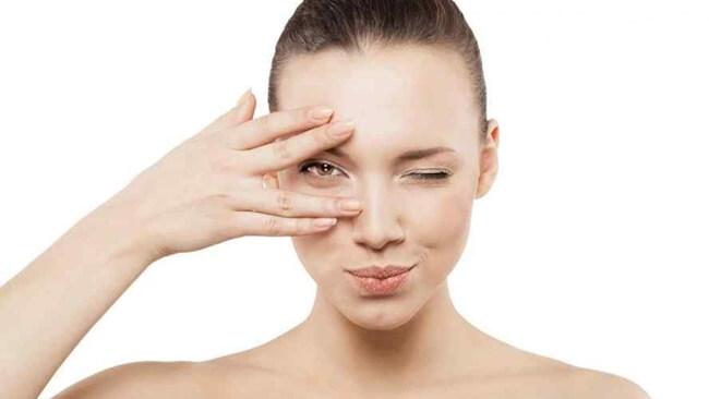 Receta casera para eliminar ojeras y bolsas bajo los ojos