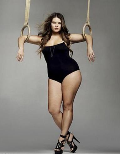 ELLE dice si a la mujer con curvas.