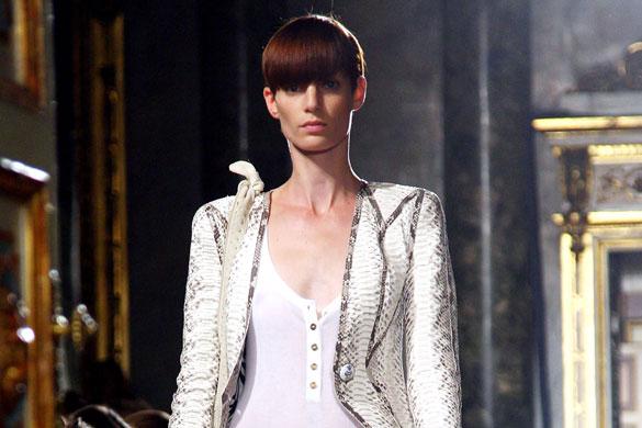 Cómo se llevará el flequillo para mujer en Primavera-Verano 2010