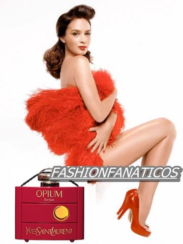 Emily Blunt nueva imagen de Opium de YSL