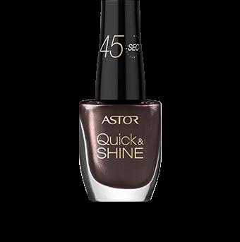 Nuevos esmaltes de uñas de Astor con mayor durabilidad