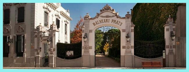 Tendencias belleza: Balneario Prats, feng shui al 100%