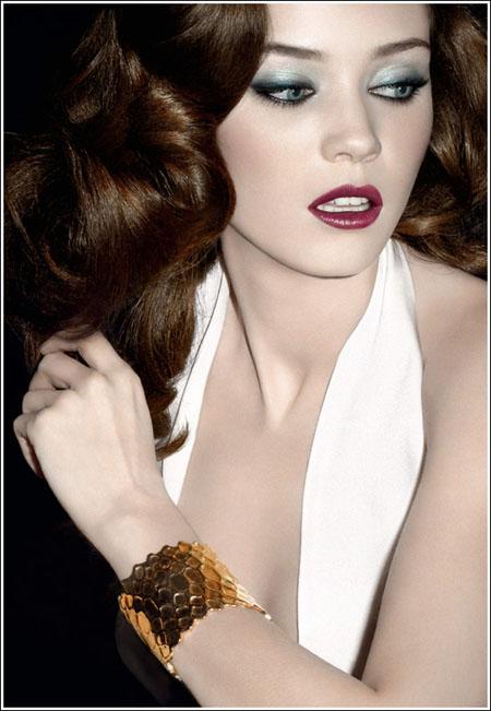 Maquillaje de YSL para Otoño-Invierno 2009-2010
