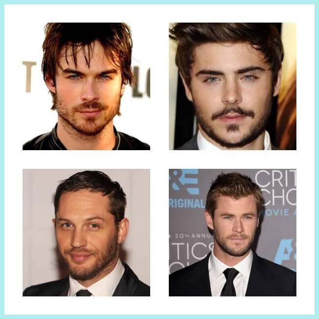 Los famosos apuestan por la barba