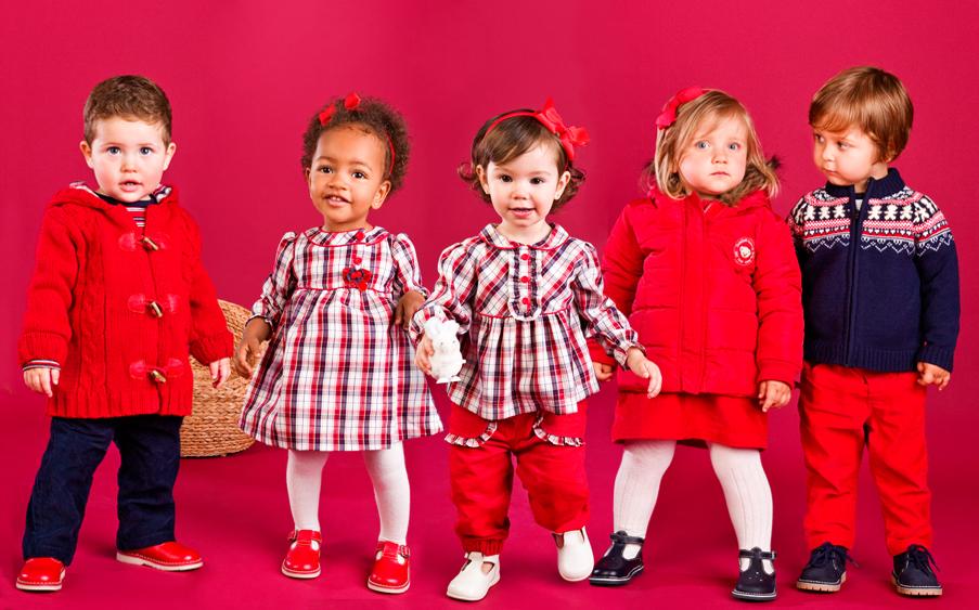 Moda infantil con Charanga, Otoño-Invierno 2011 2012