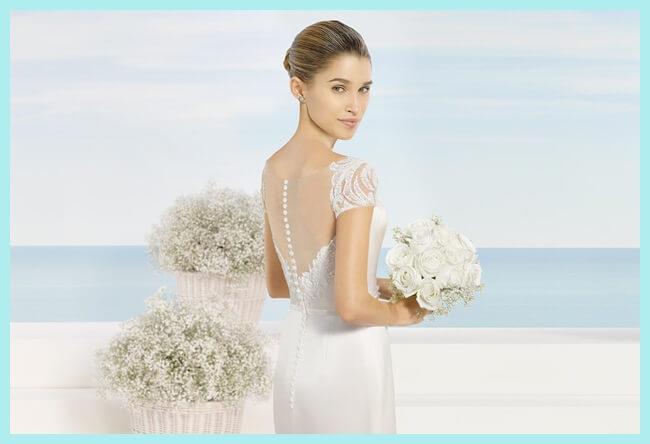 Aparece más delgada en las fotos de tu boda!!