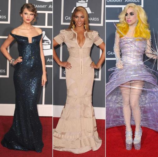 Lady Gaga vuelve a dar la nota en la gala de los Grammy Awards 2010