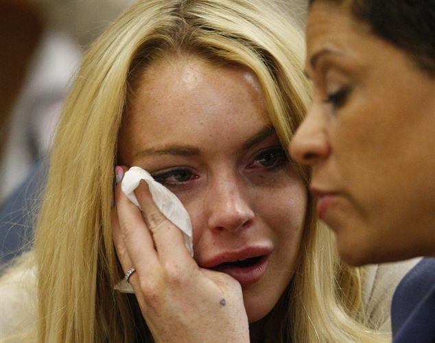 Lindsay Lohan va a pasar todo el Verano en la cárcel