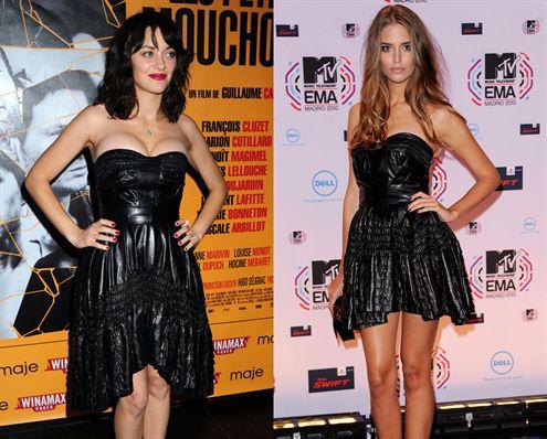 Diferencias entre lucir bien o mal un vestido de Christian Dior