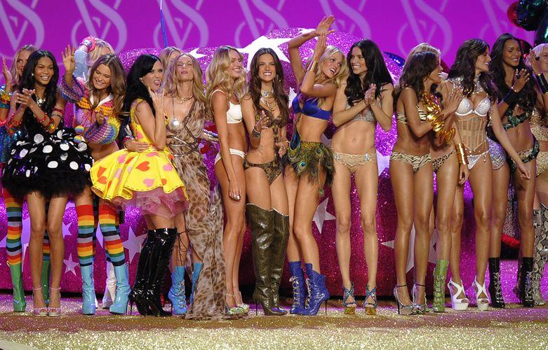 Los ángeles de Victoria's Secret las más sexys de Nueva York