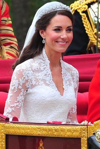 Maquíllate el día de tu boda como la Princesa Catalina de Inglaterra