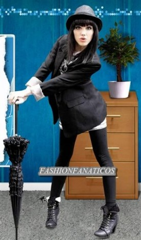 Angy Fernández protagoniza una divertida y original campaña de moda