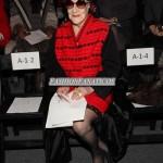 zelda kaplan muere en un desfile de moda
