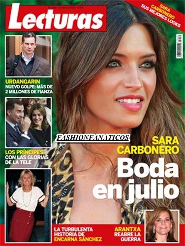 Iker Casillas y Sara Carbonero, boda a la vista