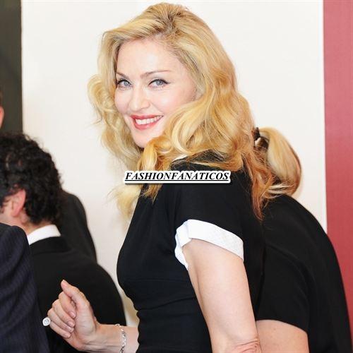 Madonna ya tiene nueva línea de zapatos