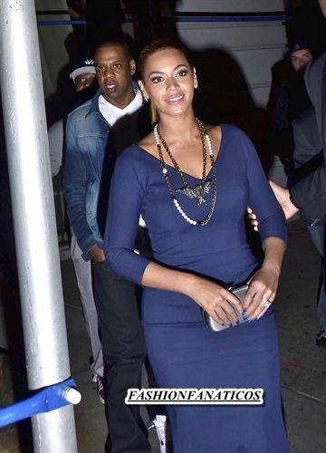 Beyoncé en plena forma tras su embarazo
