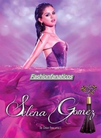 Selena Gómez ya tiene nuevo perfume