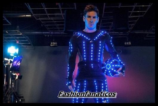 Leo Messi imagen de las nuevas deportivas de ADIDAS