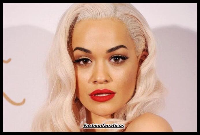 Rita Ora en 50 Sombras de Grey