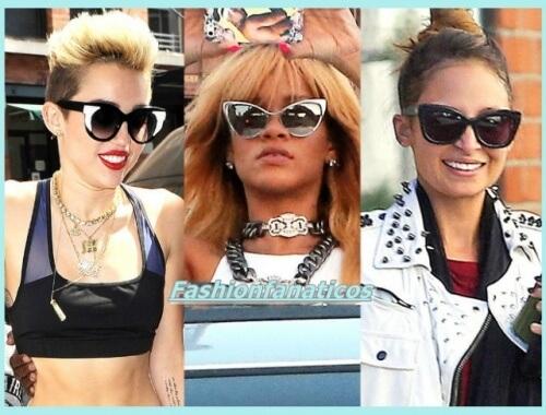 gafas de sol de las famosas