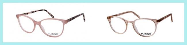 gafas de moda mango