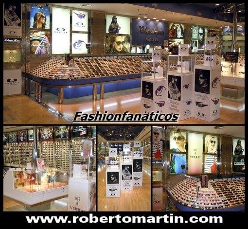 Roberto Martín inaugura su nueva tienda