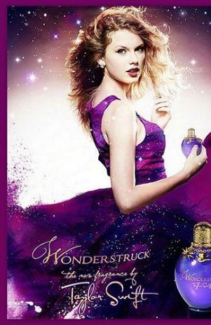 Taylor Swift  lanza su nueva fragancia