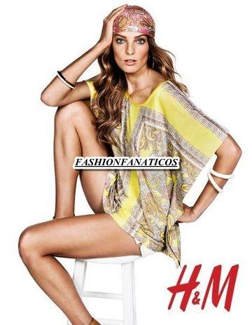 H&M, nueva colección Primavera-Verano 2012