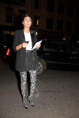 giovanna bella con leggings-botas