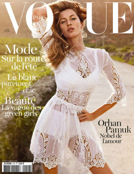 Vogue París by Emmanuelle Alt