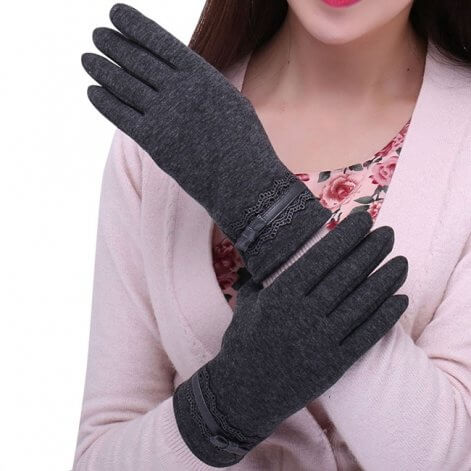Los guantes, un must de esta temporada