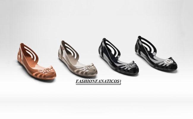 Gucci apuesta por el calzado biodegradable