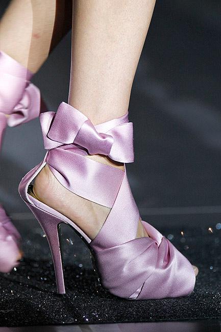 Especial novias 2011: calzado para invitadas