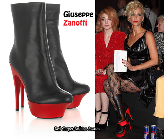 Botines de Giuseppe Zanotti