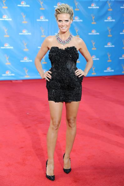Los looks lucidos en los Premios Emmy 2010