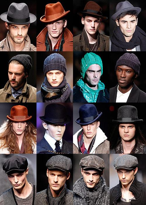 Tendencias en accesorios de hombre para Otoño-Invierno 2010-2011