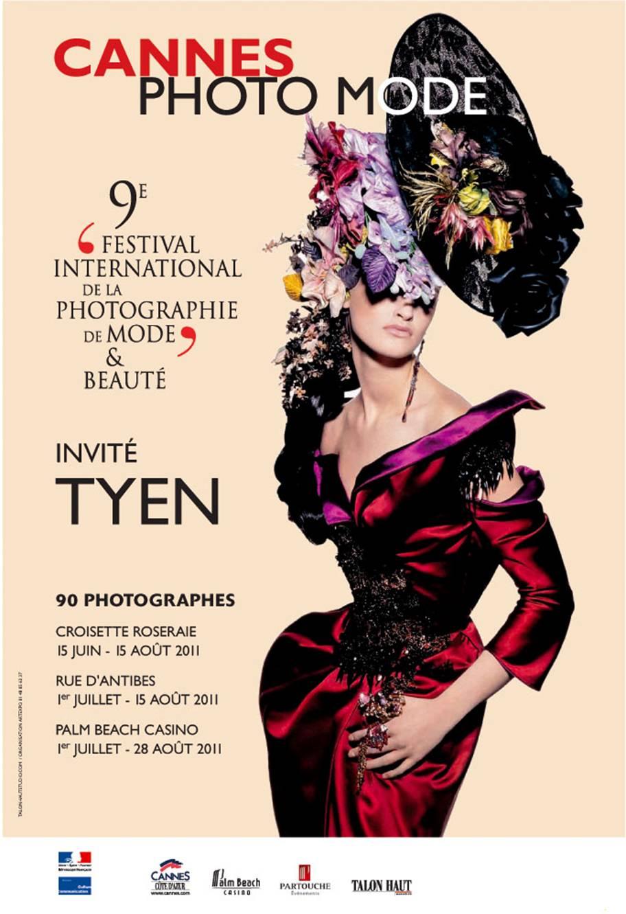 El fotógrafo Jesús Alonso presente en el Festival Internacional de Fotografía de Moda y Belleza de Cannes