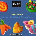 Prueba las nuevas ediciones limitadas de LUSH para Semana Santa