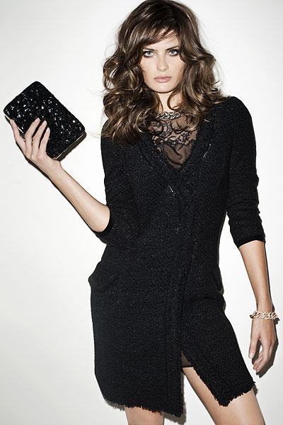 Isabeli Fontana, nueva imagen de la firma de moda MANGO